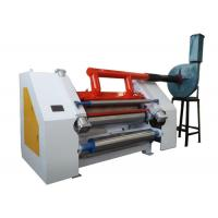 Buy cheap Vacuum Single Facer Corrugation Machine In Corrugated Paperboard Production Line product