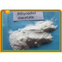 Buy cheap Ethynodiol Diacetate Metrodiol Raw Prohormones Steroids Ethynodiol Diacetate 297-76-7 product