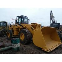 China Caterpillar 980c second hand wheel loader for sale on sale