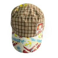 Buy cheap Summer Outdoor Childrens Fitted Hats Peaked Caps For Men With Printing Word / Pattern product