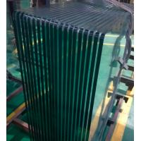 Buy cheap Thermal Resistance Tempered Glass Panels For Solar Panels 3-19mm Thickness product