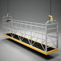 Buy cheap Safety zlp630 Window Cleaning Platform / cradles with LTD5 , LTD8 Electric hoists product