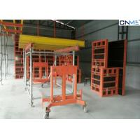Buy cheap Customized Slab Formwork Systems For Transporting Table Formwork product
