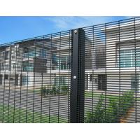 Buy cheap black powder coated 358 high security fence product