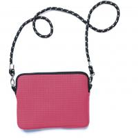 Buy cheap Small Neoprene Crossbody Bag / Shoulder Tote Bag With Interior Pocket And Adjustable Straps product