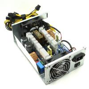Buy cheap 1800 Watt Output Power Supply Unit 2.25KG Net Weight Double Fan 23CM * 15CM * 8.7CM product
