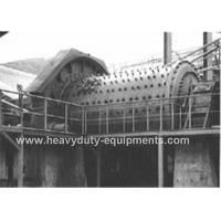 Buy cheap 210Kw Mining Industry Equipment Overflow Ball Mill 22Tonne With Gas Clutch product