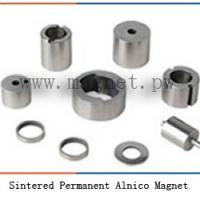 China Sintered Permanent Alnico Magnet on sale