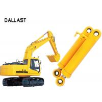 Buy cheap Heavy Duty Hydraulic Chroming Dual Stage Cylinder for Industrial Crane Excavator from wholesalers