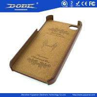 Buy cheap Fashion PU protective Case with pattern for iPhone5 product