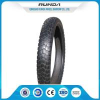 Buy cheap Multi Size Replacement Tricycle Wheels High Tensile Strength Butyl Rubber product