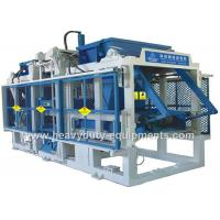 Buy cheap Cinder / Slag / Fly Ash Brick Making Machine 10.1T 860×860×20 Bamboo Pallet product