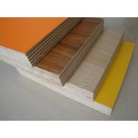 Buy cheap Furniture Grade 18mm Melamine Plywood Board Sheets With Melamine Finish product