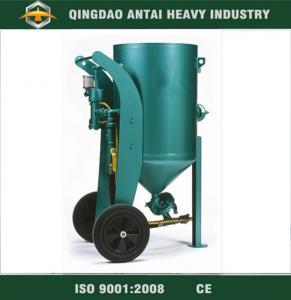 China Pressure Pot Sand Blaster/Pressure Mini Sand blasrting Pot on sale