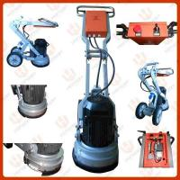 Buy cheap 2.2KW Concrete Floor Grinding Machine For Floor Edge And Small Floor Area product