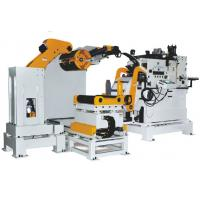 China 3 In 1 Precision Automatic Decoiler Straightener Feeder Machine For Tony Product wholesale