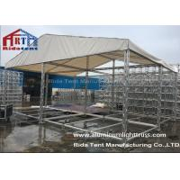 Buy cheap Lightweight Aluminium Exhibition Truss System100x100mmSize For Convenience product