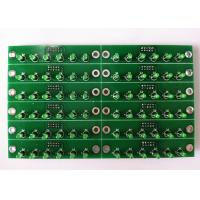 Buy cheap LED Lighting FR-4 SMT PCB Board Assembly White Silkscreen Green Soldermask product