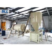 Buy cheap Automatic Feeding Dry Mix Mortar Production Line With River Sand Cement Fly Ash Material product