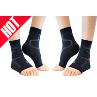 Buy cheap Plantar Fasciitis Compression Socks , 20 - 30 Mm Height Ankle Support Sleeve Relieve Arch Pain product