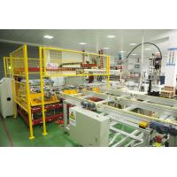 Buy cheap Automatic PV Module Gluing Framing Machine, Solar Panel Making Production Line product