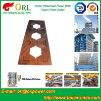 Buy cheap Environment Friendly Boiler Water Walls Customization Corrosion Resistance product