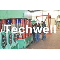 Buy cheap Steel Silo Corrugated Roll Forming Machine For Steel Corrugated Sheets, Galvanized Sheet product