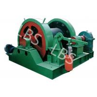 Buy cheap Low Speed Electric Rope Winch For Lifting / Dragging , Electric Marine Winch product