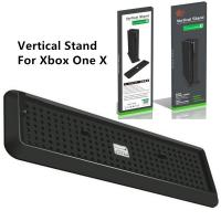 China Vertical Stand for Xbox One X Black color with Gift box package on sale