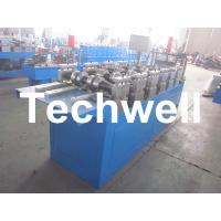 Buy cheap Steel Furring Channel Cold Roll Forming Machine For Steel Roof Ceiling Truss product