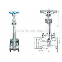 Buy cheap low temperature gate valve product