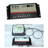 China Dual Battery Charge Controller with Remote Meter on sale