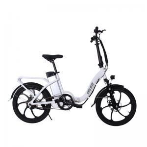 Buy cheap 36V 500W Rear Drive 20 Inch Folding Electric Bike product