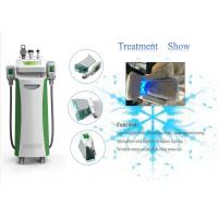 China Multifunctional Cryolipolysis Slimmming machine/2 Cryo handle,2 Rf,1 Cavitation/Whole body slimming and skin rejuvenatio wholesale