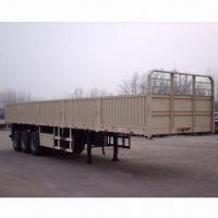 China Semi container low bed 4-in-1 trailer, multifunctional on sale