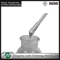 Buy cheap Low Friction Zinc Flake Coating / Zinc Nickel Plating Good Heat Resistance JH-9610 product