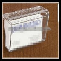 Outdoor Business Card Holder CLEAR LID