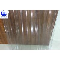 Buy cheap Glass Fiber FRP Daylight Transparent Roofing Sheets FRP Clear Light Weight Roof Tiles product