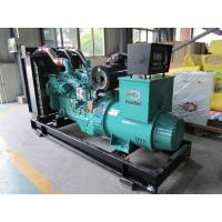 Buy cheap Open Diesel Generator Set Standby Power 200KW / 250KVA Cummins 6LTAA8.9-G2 product