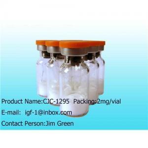 Buy cheap CJC-1295; GHRP-6; IGF-1 LR3; HGH; HGH frag 176-191; MGF; Peg-MGF; Hexarelin; MT-1; PT-141; HCG; EPO; product