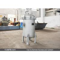 Buy cheap High Capacity Multi-Bag Filters Housing for Liquid Filtration product