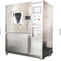 China Programmable Vauum Sand And Dust Chamber LCD Touch Screen 304 Stainless Steel on sale