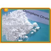 Buy cheap Clomiphene Citrate 50-41-9 Female Anabolic Steroid Powder Clomiphene Citrate product