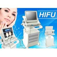 China Skin Tightening Ultrasound Face Lift Machine Home / Spa / Clinics / Doctor Use wholesale