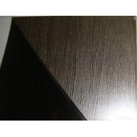 Buy cheap Embossed Finish Stainless Steel  Sheet product