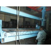 Buy cheap Cement Panel / Brick AAC Block Cutting Machine Aerial Turnover Machanism product
