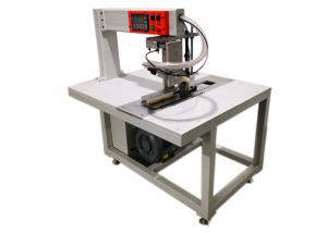 China Regular Slot Cartonplast Box Edge Sealing Machine on sale