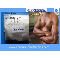 Buy cheap 99% Purity Stanolone Testosterone Steroid CAS 521-18-6 For Bodybuilding product