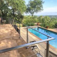 Buy cheap Stainless Steel Cable / Wire Railing / Balustrade with Round Post and Square Handrail product