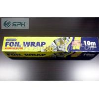 Quality Hotel Kitchen Aluminum Foil Rolls Aluminium Foil Sheet Food Packing for sale